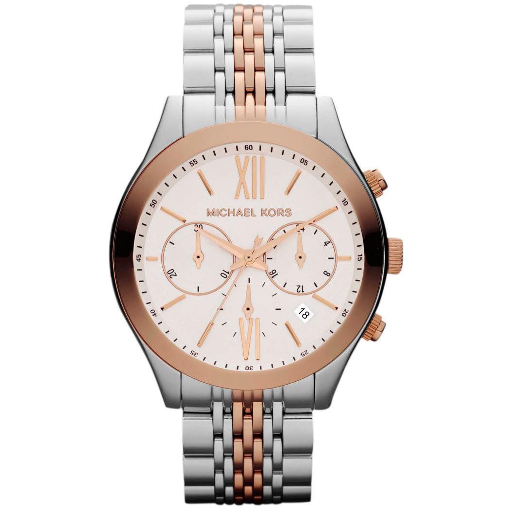 montre chronographe femme Michael Kors MK5763