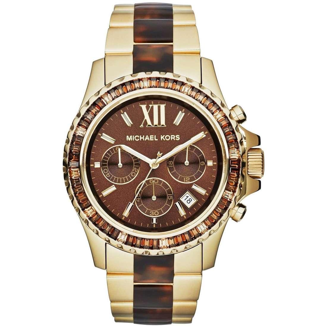 montre chronographe femme Michael Kors MK5873