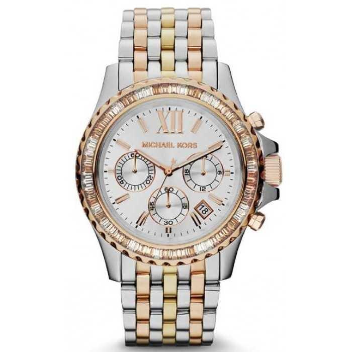 montre chronographe femme Michael Kors MK5876