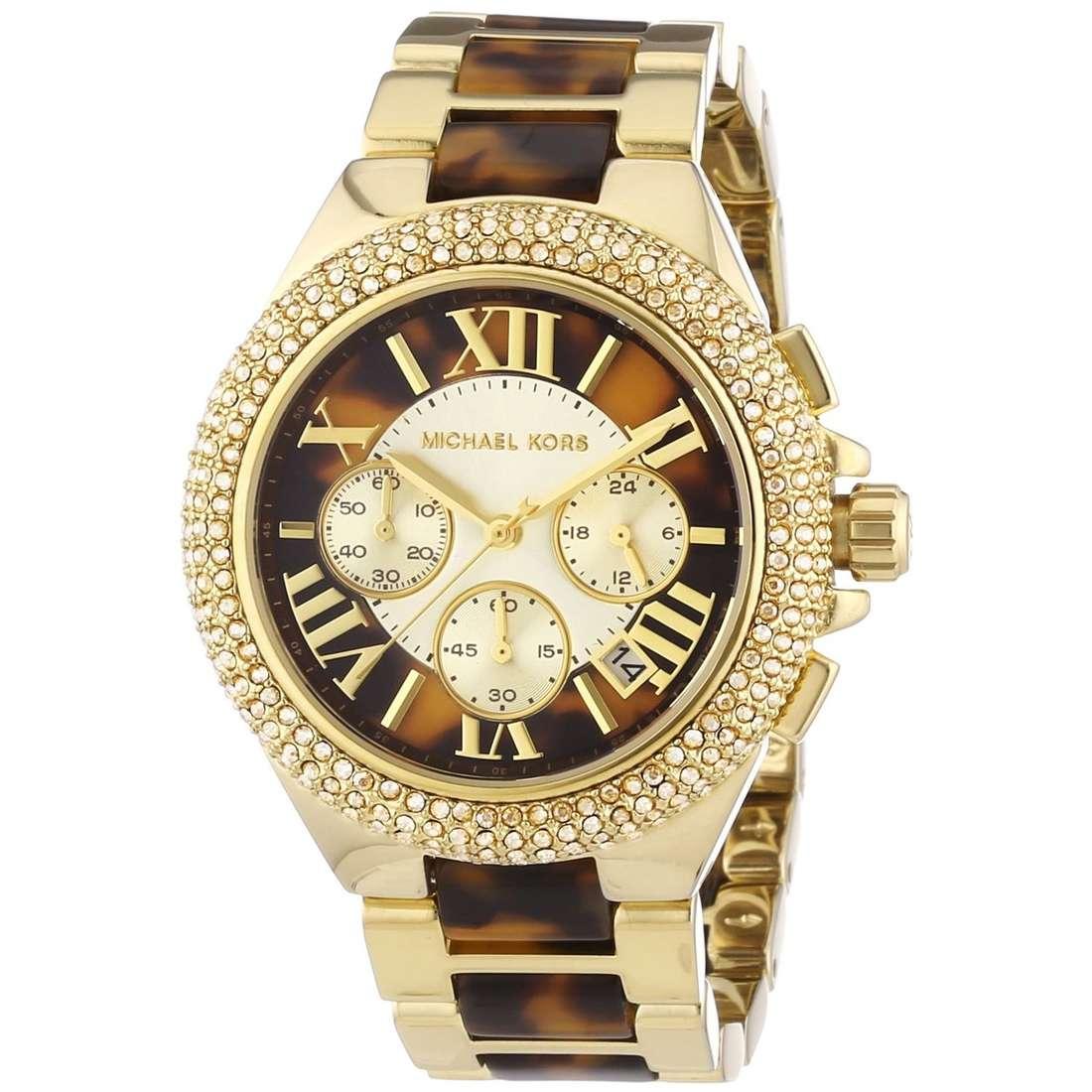 montre chronographe femme Michael Kors MK5901