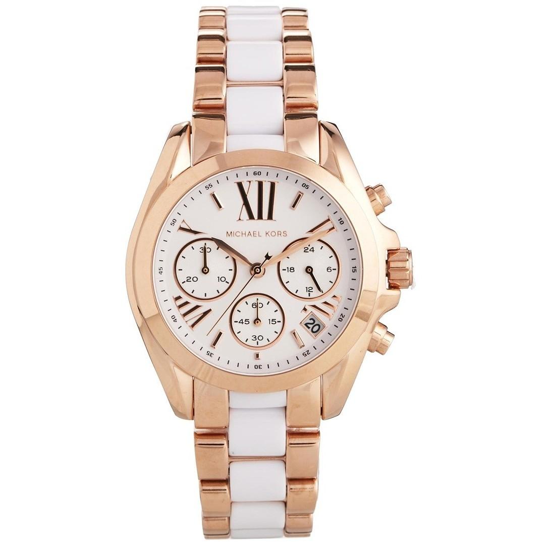 montre chronographe femme Michael Kors MK5907