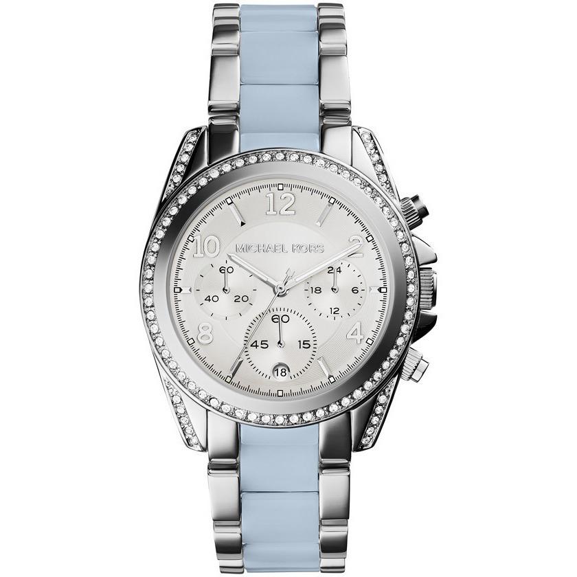 montre chronographe femme Michael Kors MK6137