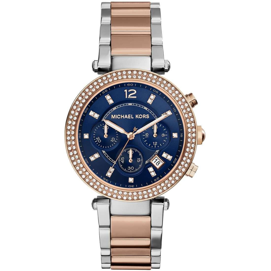 montre chronographe femme Michael Kors MK6141