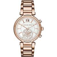 montre chronographe femme Michael Kors MK6282