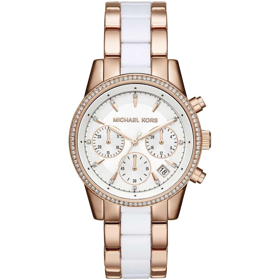 montre chronographe femme Michael Kors MK6324