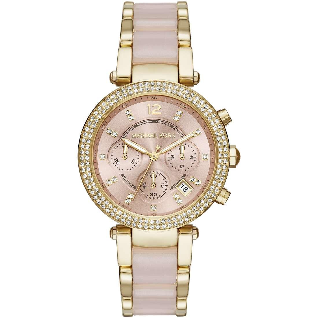 montre chronographe femme Michael Kors MK6326