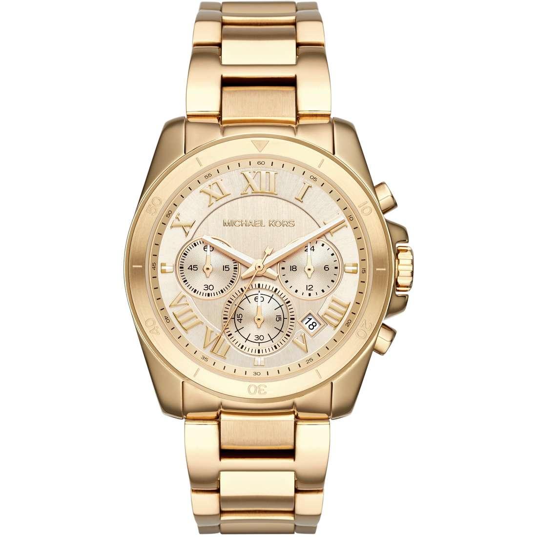 montre chronographe femme Michael Kors MK6366