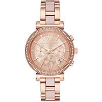 montre chronographe femme Michael Kors Sofie MK6560