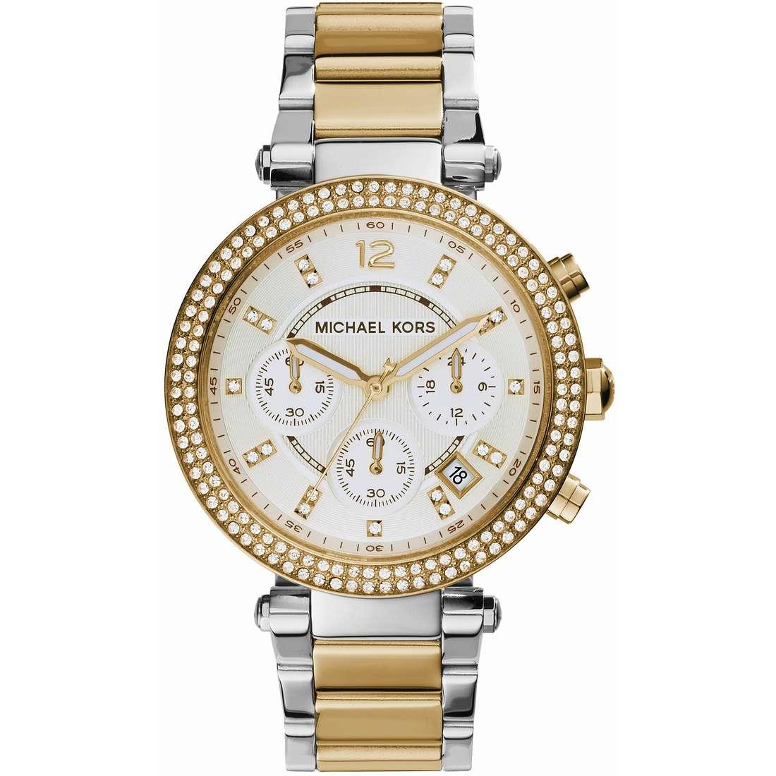 montre chronographe femme Michael Kors Spring 2013 MK5626