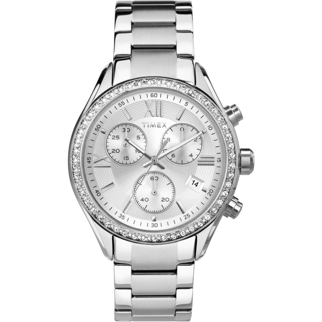 montre chronographe femme Timex Women's Collection TW2P66800