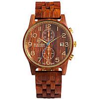 montre chronographe homme Ab Aeterno Ianus CHR_RUBER