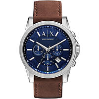 montre chronographe homme Armani Exchange Outerbanks AX2501