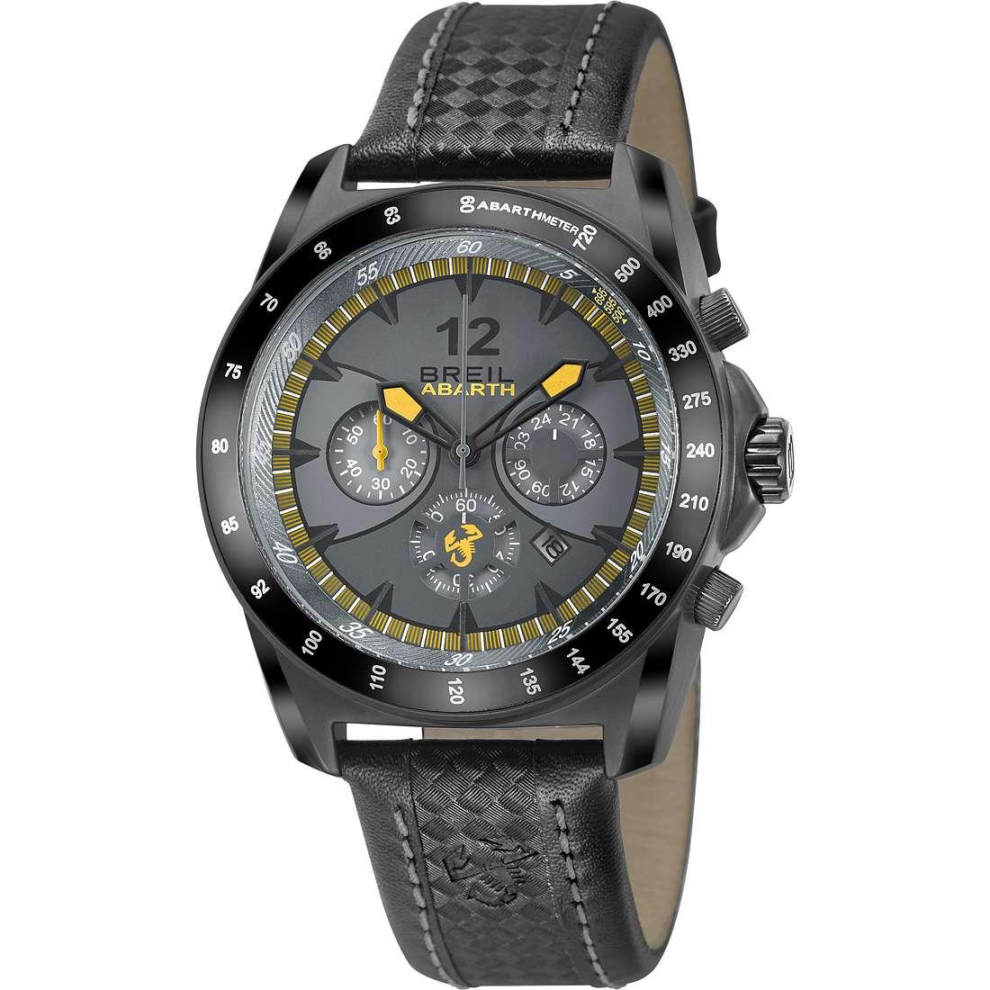 montre chronographe homme Breil Abarth TW1250