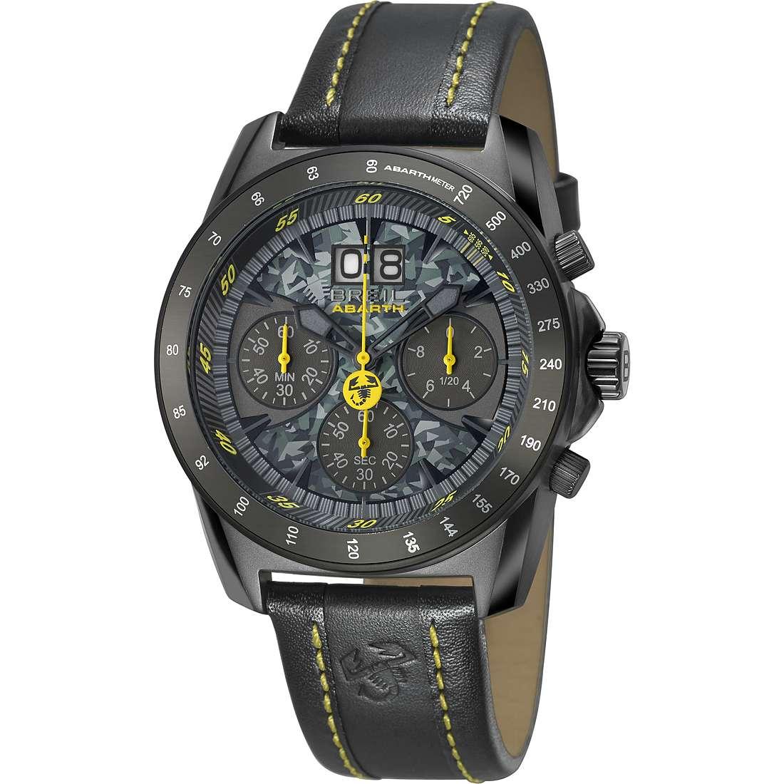 montre chronographe homme Breil Abarth TW1362