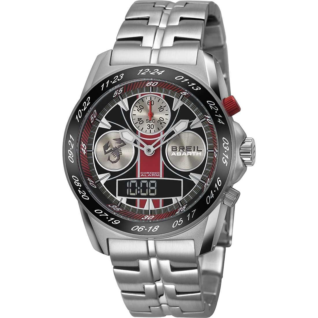 montre chronographe homme Breil Abarth TW1365