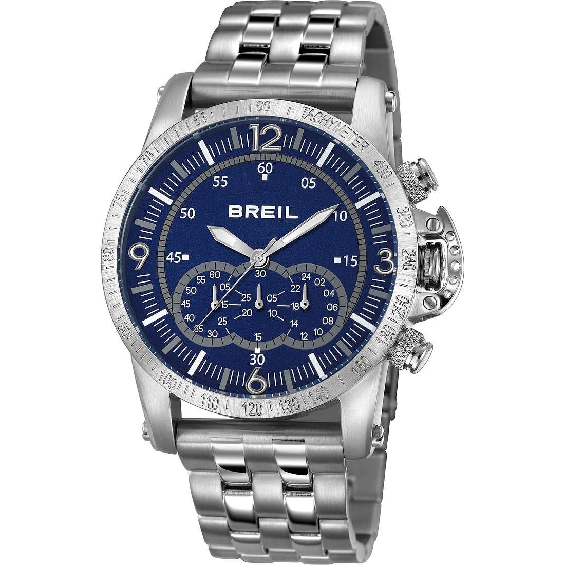 montre chronographe homme Breil Aviator TW1229