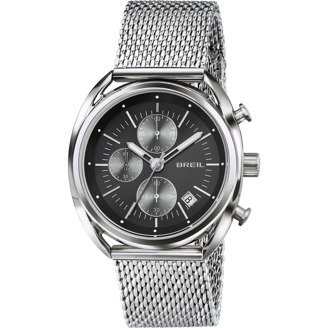 montre chronographe homme Breil Beaubourg Extension TW1513
