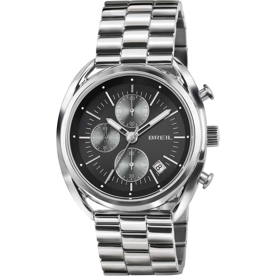 montre chronographe homme Breil Beaubourg Extension TW1514