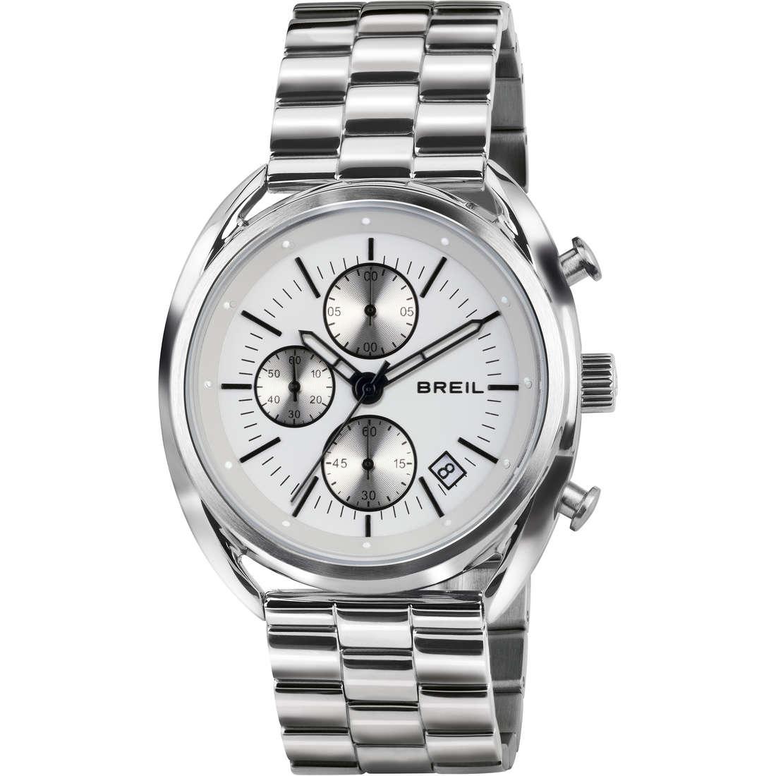 montre chronographe homme Breil Beaubourg Extension TW1518