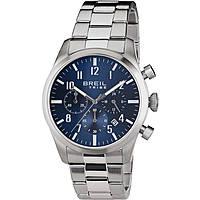 montre chronographe homme Breil Classic Elegance Extension EW0226