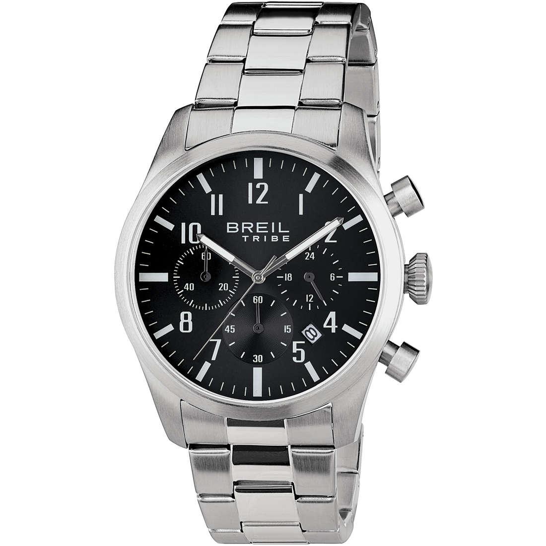 montre chronographe homme Breil Classic Elegance Extension EW0227