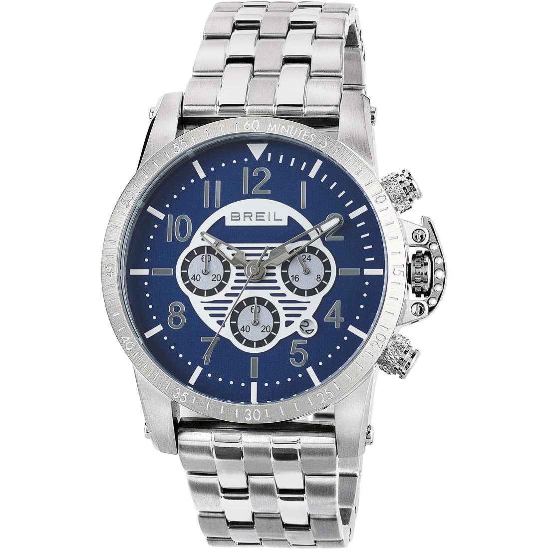 montre chronographe homme Breil Classic Elegance Extension TW1503