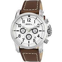 montre chronographe homme Breil Classic Elegance Extension TW1504
