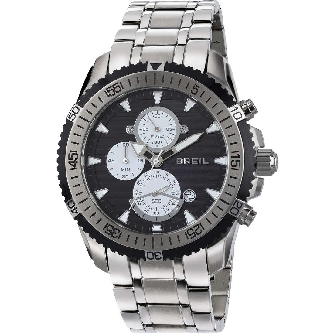 montre chronographe homme Breil Classic Elegance Extension TW1506