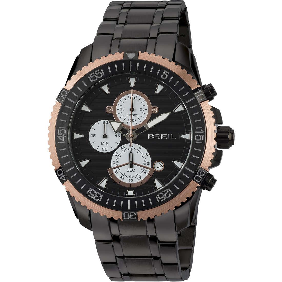 montre chronographe homme Breil Classic Elegance Extension TW1507