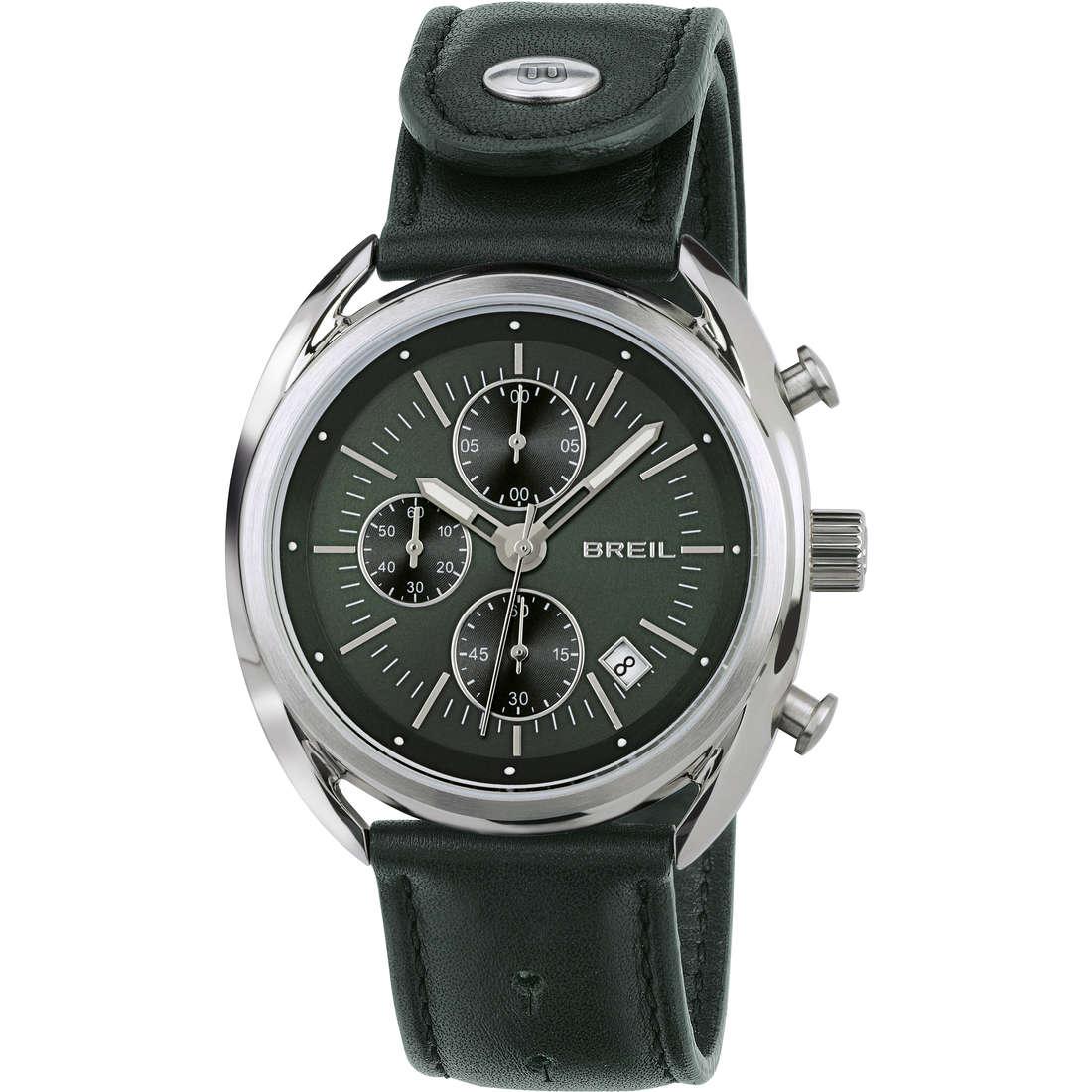 montre chronographe homme Breil Classic Elegance Extension TW1515