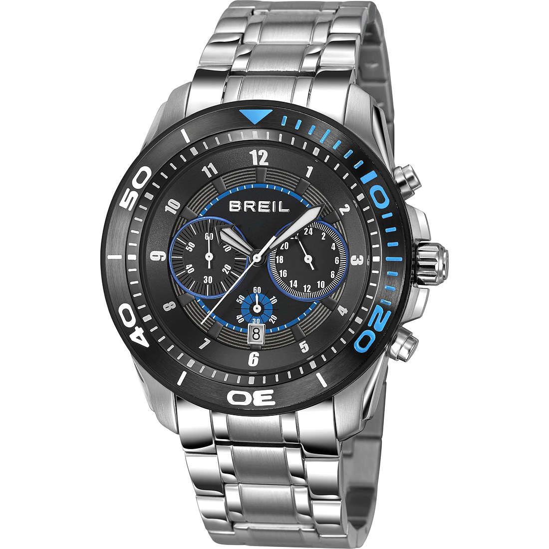 montre chronographe homme Breil Edge TW1287