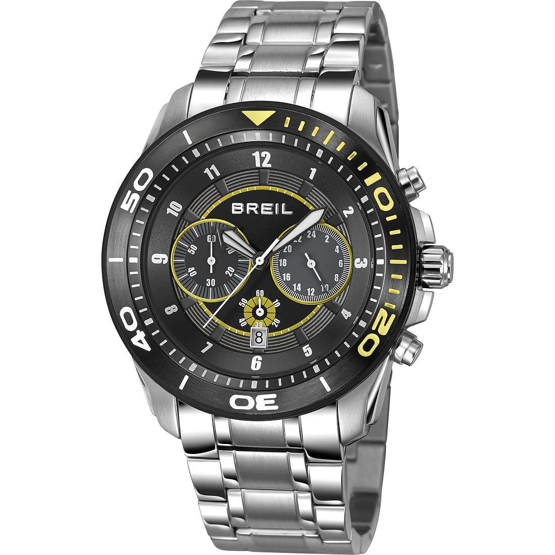 montre chronographe homme Breil Edge TW1290
