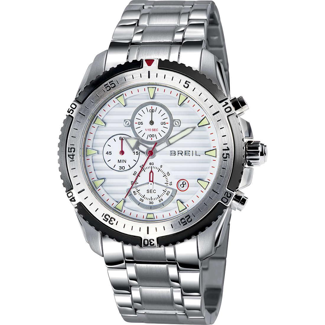 montre chronographe homme Breil Ground Edge TW1430