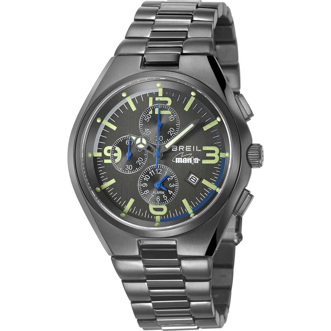 montre chronographe homme Breil Manta Professional TW1356