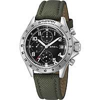 montre chronographe homme Breil Maverick TW1324