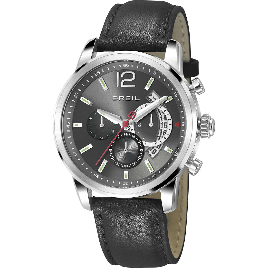 montre chronographe homme Breil Miglia TW1371
