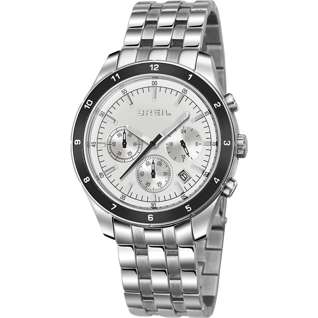 montre chronographe homme Breil Stronger TW1223