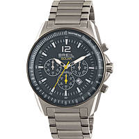 montre chronographe homme Breil Titanium TW1658