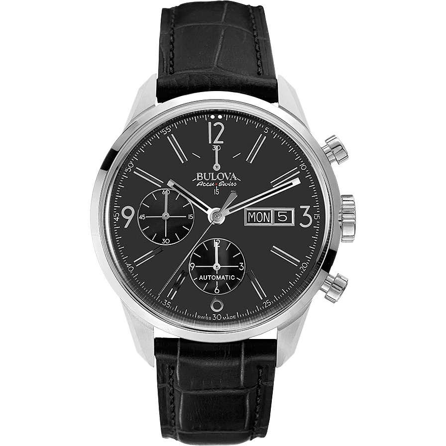 montre chronographe homme Bulova Accu Swiss Murren 63C115