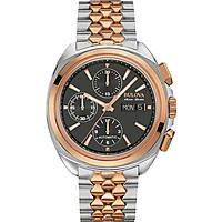 montre chronographe homme Bulova Accu Swiss Telc 65B168