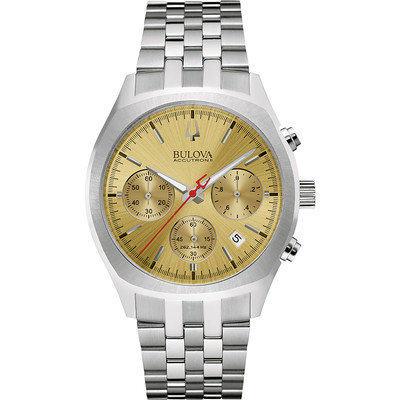 montre chronographe homme Bulova Accutron II Surveyor 96B239