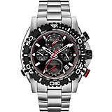 montre chronographe homme Bulova Champlain Chrono 98B212