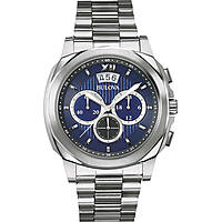 montre chronographe homme Bulova Dress Cronografo 96B219