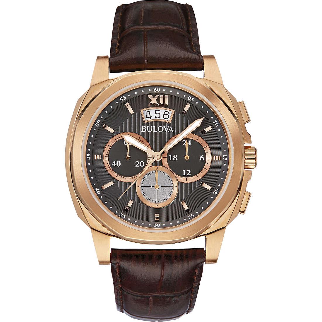 montre chronographe homme Bulova Dress Cronografo 97B136