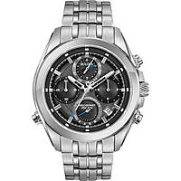 montre chronographe homme Bulova Dress Precisionist 4 Eye 96B260