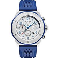 montre chronographe homme Bulova Marine Star 98B200