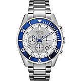 montre chronographe homme Bulova Marine Star 98B204