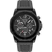 montre chronographe homme Bulova Marine Star 98B223