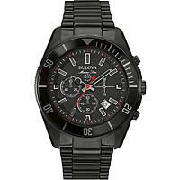montre chronographe homme Bulova Marine Star 98B231