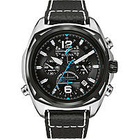 montre chronographe homme Bulova Pilot 98B226